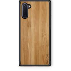 WUDN Slim Wooden Phone Case - Caramelized Bamboo