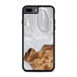 WUDN Slim Resin Wood Phone Case - Arctic White