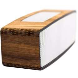 WUDN Customizable Portable Wooden Bluetooth Speaker