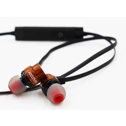 WUDN Walnut Bluetooth Earbuds