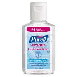 Purell Advanced Hand Sanitizer Gel - 2 fl oz