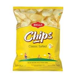 Bikaji Potato Chips Classic Salted (12x100g)