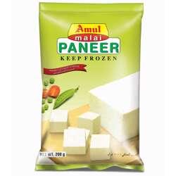 Amul Malai Paneer Block (36x200g)