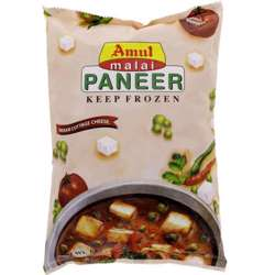 Amul Malai Paneer Dice (12x1kg)