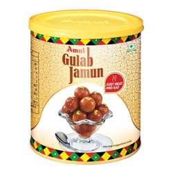 Amul Gulab Jamun (12x1kg)