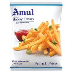 Amul Happy Treats French Fries (26x425g)