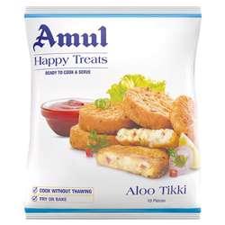 Amul Happy Treats Aloo Tikki (30x400g)
