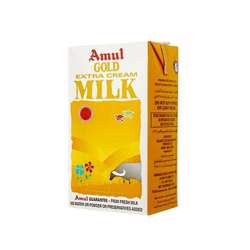 Amul UHT Gold Milk (12x1ltr)