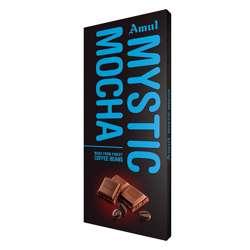 Amul Mystic Mocha Chocolate (40x150g)