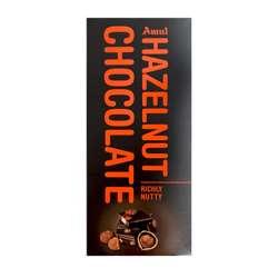 Amul Hazelnut Chocolate (40x150g)