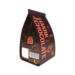 Amul Dark Minis Gable Chocolate (8x8x100g)