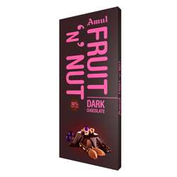 Amul Fruit N Nut Chocolate (40x150g)