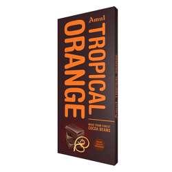 Amul Tropical Orange Chocolate (40x150g)