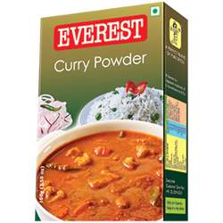 Everest Curry Powder (120x100g)