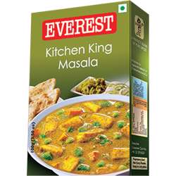 Everest Kitchen King Masala (120x100g)