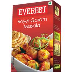 Everest Royal Garam Masala (120x100g)