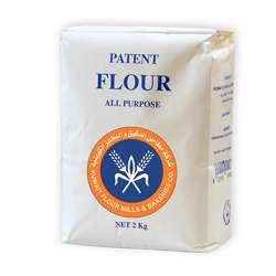 KFMB Patent Flour (4x2kg) preview