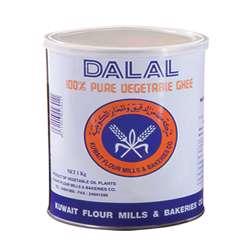 Dalal Veg Ghee (18x1kg)