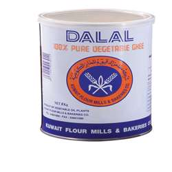 Dalal Veg Ghee (8x2kg)