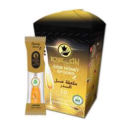 Al Malaky Royal Honey Spoon Sider (24x10x7g)