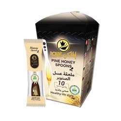 Al Malaky Royal Honey Spoon Pine (24x10x7g)