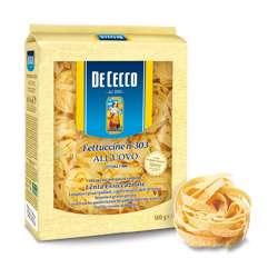 De Cecco Fettuccine Uovo Pasta (8x500g)