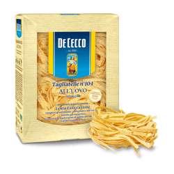 De Cecco Tagliatelle Uovo Pasta (8x500g)