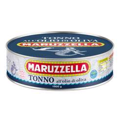 Maruzzella Tuna in Extra Virgin Olive Oil (16x3x160g)