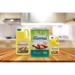 Mumtaz Vegetable Oil (18ltr)