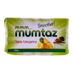 Mumtaz Table Margarine (20x500g)