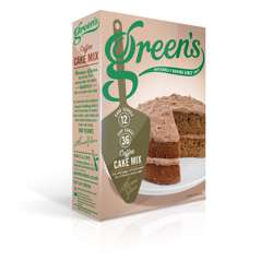 Greens Coffee Cake Mix (2x6x500g)