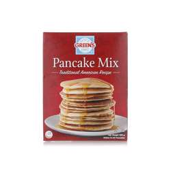 Greens Pancake Mix (12x500g)
