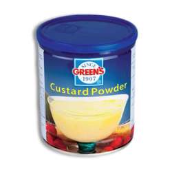 Greens Custard Powder (36x285g)