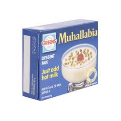 Greens Muhallabia Dessert Mix (12x6x85g)