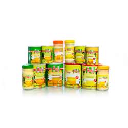 Safa Instant Drink Lemon Tin (15x900g)