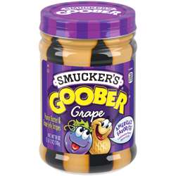 Smuckers Goober Grape Jelly (12x12oz)