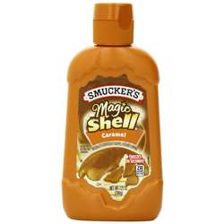 Smuckers Magic Shell Caramel (12x7.25oz)