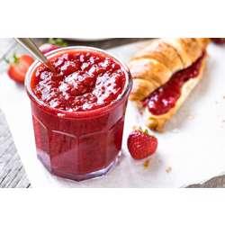 Melody Strawberry Jam Jar (12x450g)