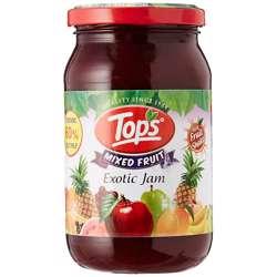 Top Fresh Fruit Jam Jar (12x300g)