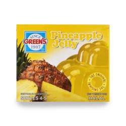 Greens Jelly Pineapple (6x12x80g)