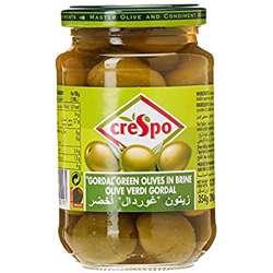 Crespo Queen Green Olives (6x550g)