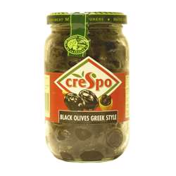 Crespo Bulk Olive Greek Style (8x400g)
