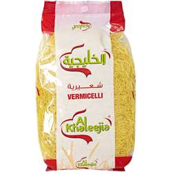 Al Khaleejia Vermicelli Thin Pillowpack (K-956) (20x400g)