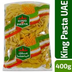 King Of Pasta Pipecut Large (G-974) (20x400g)