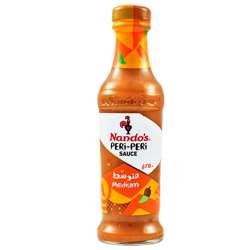 Nando''s Medium Peri-Peri Sauce (6x250ml)
