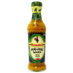 Nando''s Wild Herb Peri Peri Sauce (6x250ml)