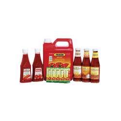 Fresh Tomato Ketchup Pouch (500x11g)