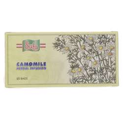 Safa Camomile Tea Bag (36x25x2g)