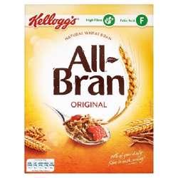 Kellogg''s Bran Flakes Cereal (12x500g)