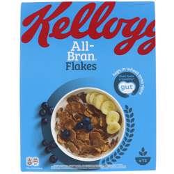 Kellogg''s Bran Flakes Cereal (18x375g)